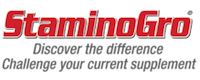 StaminoGro Logo